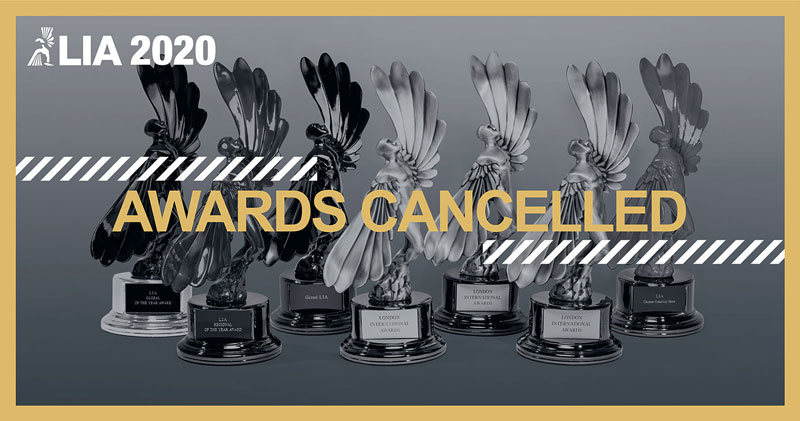 Awards Cancelled